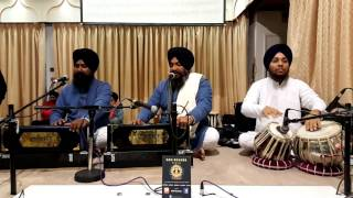 Sri Dasam Bani Kirtan - Bhai Harcharan Singh - SGGS Southall - (04/03/16)