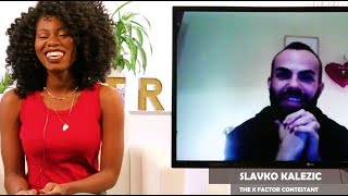 Slavko Tells ALL: The X Factor Star Reveals The TRUTH Behind the Scenes & What He Thinks of Rak-Su