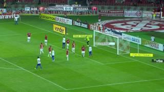 Inter 0 x 0 Paraná - Melhores momentos - 20/06/2017