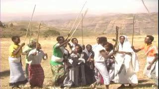 worku molla gonder/raya ethiopian culcural video clip (ጎራ ባህል ቁ.1)2004