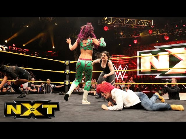 Asuka is out for payback on Billie Kay & Peyton Royce: WWE NXT, Jan. 11, 2017