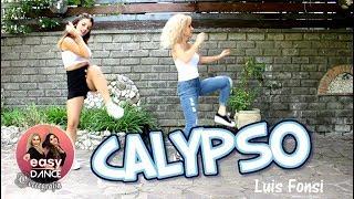 CALYPSO Luis Fonsi - Coreografìa Easydance || Balli di gruppo 2018 | Zumba | Line Dance fitness
