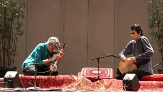 Kayhan Kalhor and Behrouz Jamali improvisation at Carnegie Mellon University May 14, 2011