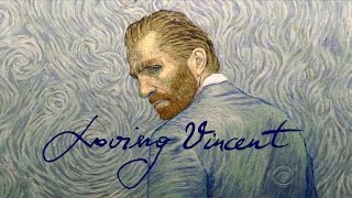 First fully hand-painted film honors Vincent van Gogh
