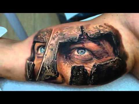 Best 3D tattoos in the world Part 1 Amazing 3D Tattoo Design Ideas