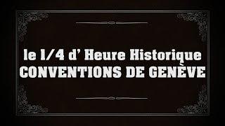les conventions de Genève- 1/4 d