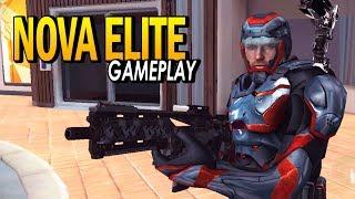 NOVA ELITE ARMADURA | Modern Combat 5 | HERO CHARLY