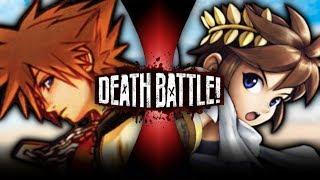 Death Battle Sora VS Pit Prediction