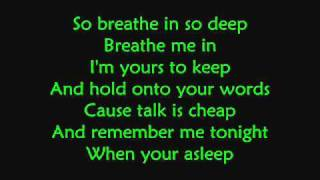 Fall For You-Secondhand Serenade (LYRICS)