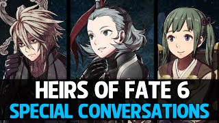 Fire Emblem Fates - Heirs of Fate 6: Special Conversations 1 (Dwyer,Sophie & Midori)