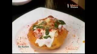 Raj Kachori - Sanjeev Kapoor - Quick Chef
