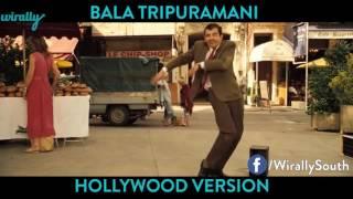 Brahmotsavam bala tripuramani mr.bean edition