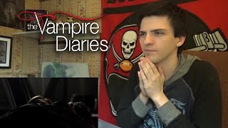 The Vampire Diaries - Season 1 Episode 5 (REACTION) 1x05