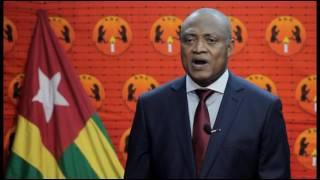 Jean-Pierre Fabre présente ses vœux de nouvel an 2017 au peuple togolais