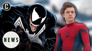 Venom Movie May Include Tom Holland Spider-Man After All