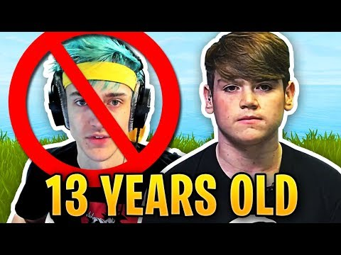 Xxx Mp4 This 13 Year Old Might Be Better Than Ninja Fortnite Pro 3gp Sex
