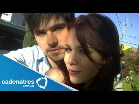 Danna Paola habla de las fotos en donde está besándose con Eleazar Gómez