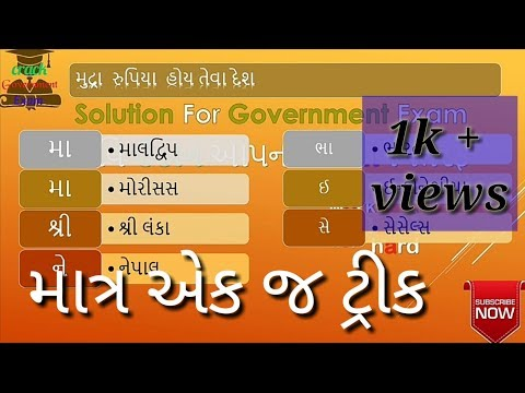Xxx Mp4 ચલણ રૂપિયો હોય તેવા દેશો ની ટ્રીક Learn Which Country Have Currency Rupee Remember With Trick 3gp Sex