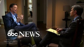 James Comey Interview: Are there Trump tapes?
