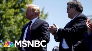 Trouble Brewing In The Bromance Between Trump And His Attorney General? | Deadline | MSNBC