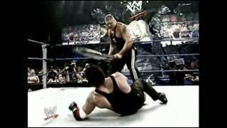 Brock Lesnar Promo 2003
