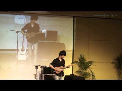 Pirates_of_Caribbean and Super_Mario_Theme - Sungha Jung (Ukulele Live)