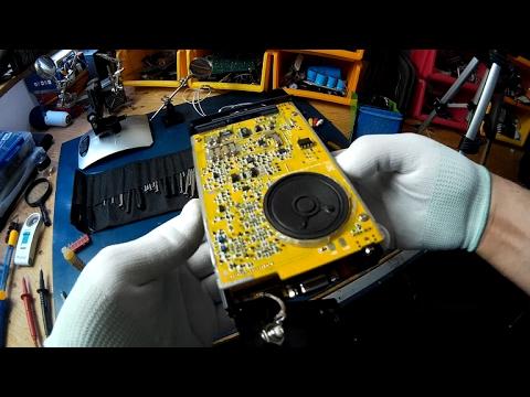 X1M Pro QRP Transceiver{repair}