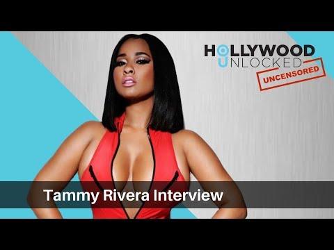 "Tammy Rivera Reveals She Knew Waka Flocka Was ""The One"" on Hollywood Unlocked UNCENSORED"