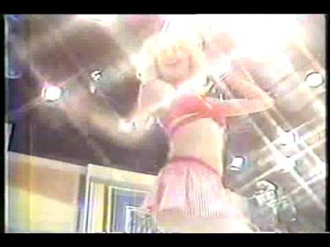 As mallandrinhas uma a uma na Festa do Mallandro na TV Manchete