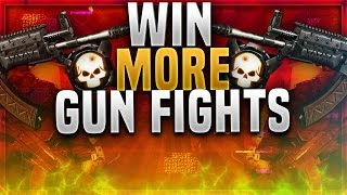 How To WIN MORE GUNFIGHTS In Black Ops 3 - BO3 How To DIE LESS - Get More KILLS In Multiplayer