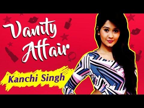 Kanchi Singh aka Gayu REVEALS Her Make-Up Room Secrets | VANITY AFFAIR | Exclusive Interview