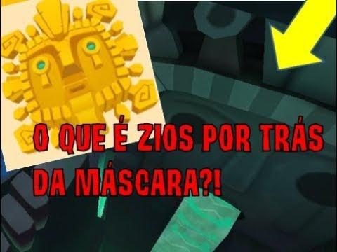 TEORIA DE JAMAA QUEM É ZIOS POR TRÁS DA MÁSCARA