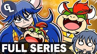 The Dads of Smash Bros Swap Their Kids FULL SERIES + More Family Comic Dubs