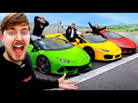 Lamborghini Race Winner Keeps Lamborghini
