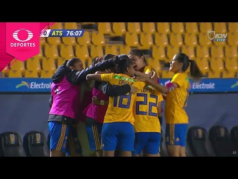 Xxx Mp4 Gol De Evelyn González Tigres 2 0 Atlas Liga Mx Femenil J3 Televisa Deportes 3gp Sex