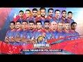 Karachi Kings PSL 4 Final Squad [Promo]