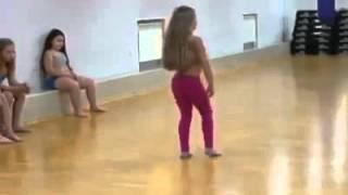 رقص اطفال رهيب