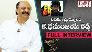 Khaidi Movie Producer Dhananjay Reddy Exclusive Full Interview | Talk Show With Swey | Dot News