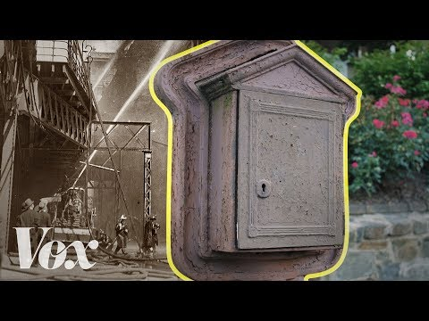 Xxx Mp4 DC's Abandoned Fire And Police Call Boxes Explained 3gp Sex