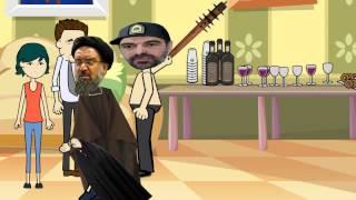 Pharrell Williams - Happy (Iranian Animation)