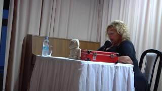 LOVOSICE: Halina Pawlovská v KS Lovoš