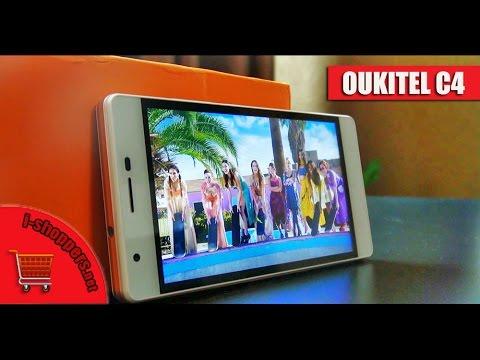 Обзор OUKITEL C4 - симпотный смартфон из разряда