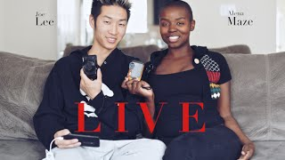 What We've Learned About Vlogging LIVE