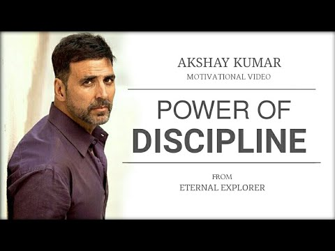 Xxx Mp4 39 POWER OF DISCIPLINE 39 Ft Akshay Kumar Motivational Video Akshay Kumar Inspirational Speech 3gp Sex