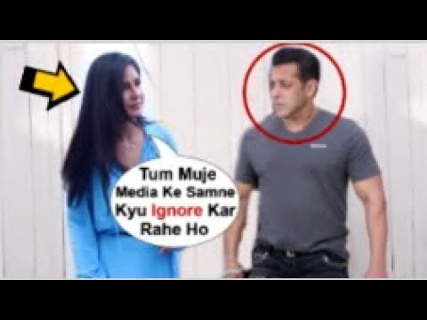 Xxx Mp4 Katrina Kaif UPSET With Boyfriend Salman Khan For IGNORING Her In Front Of Media Bharat Promotions 3gp Sex