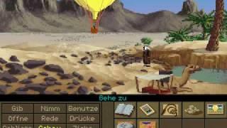 Indiana Jones and the Fate of Atlantis german Playthrough Part 10 [Team Weg]