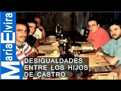 DESIGUALDADES ENTRE LOS HIJOS DE CASTRO