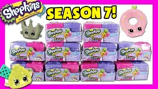 Shopkins Videos - Shopkins Season 7 Opening - Shopkin Season 7 Blind Bags Opening Video