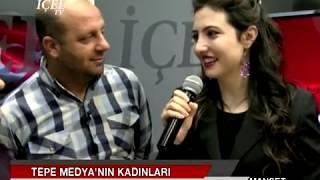 08 03 2017 MANŞET 8 MART ÖZEL TEPE MEDYANIN KADINLARI