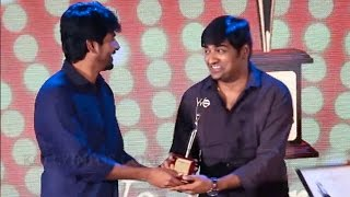 Sivakarthikeyan's comedy speech about Sathish at 12th WE Awards